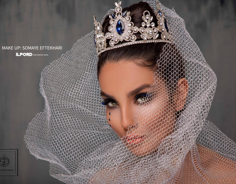 میکاپ آرتیست عروس